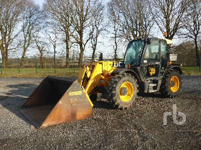2010 JCB 541-70 AGRI Plus 4x4x4 Telescopic Forklift