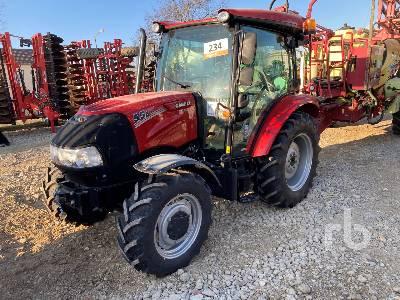 Unused 2021 CASE IH FARMALL 55A MFWD Tractor
