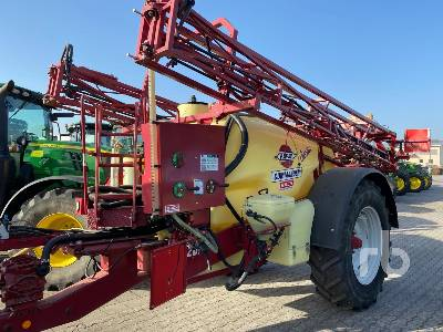 2007 HARDI COMMANDER 4200 21 m Field Sprayer