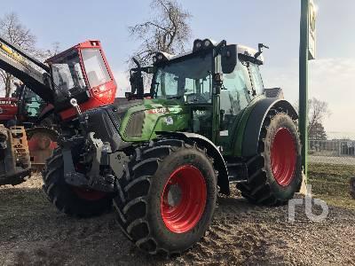 Unused 2018 FENDT 209 VARIO S3 TM MFWD Tractor