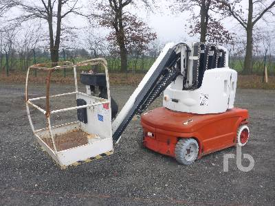 2002 GROVE TOUCAN 1210 Electric Vertical Manlift Boom Lift