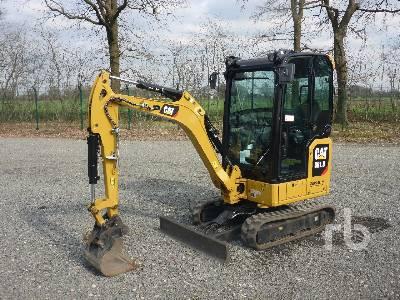 2019 CAT 301.8 Mini Excavator (1 - 4.9 Tons)