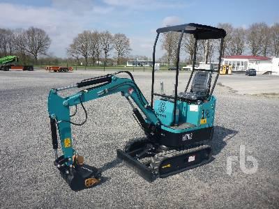 Unused 2021 BY-TECH HT10 Mini Excavator (1 - 4.9 Tons)