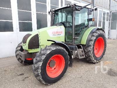 2004 CLAAS CELTIS 426 RX MFWD Tractor
