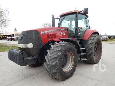 2008 CASE IH MAGNUM 310 MFWD Tractor