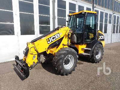 2012 JCB TM220 FM Wheel Loader