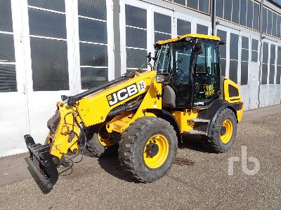 2014 JCB TM220 AGRI Wheel Loader