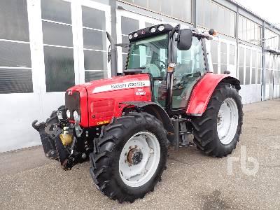 2007 MASSEY FERGUSON MF 6460 DYNA 6 MFWD Tractor