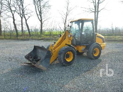 2007 JCB 406 AGRI Wheel Loader