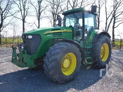 2004 JOHN DEERE 7720 MFWD Tractor