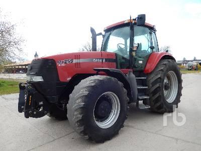 2005 CASE IH MAGNUM MX255 Profi II MFWD Tractor