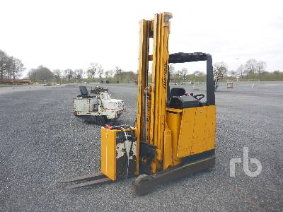 JUNGHEINRICH Ride On Order Picker Electric Forklift