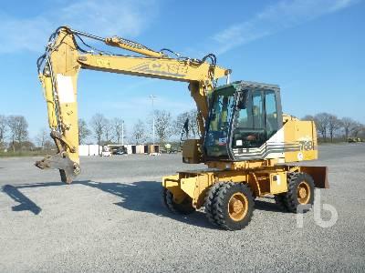 CASE 788 4x4 Mobile Excavator