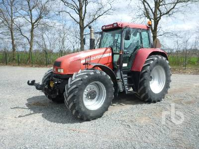 2000 CASE CS 150 hourmeter replaced at 10650 hours. MFWD Tractor