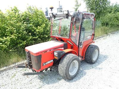 2003 ANTONIO CARRARO TIGRETRAC HST Utility Tractor