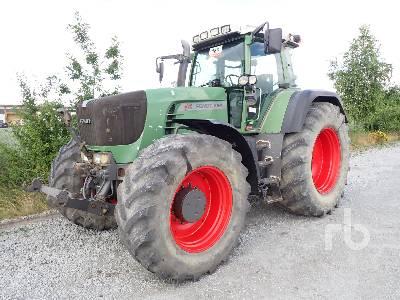 2007 FENDT 924 MFWD Tractor