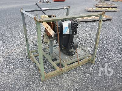 ZF WG-150 PTO Gearbox Agricultural Equipment - Other