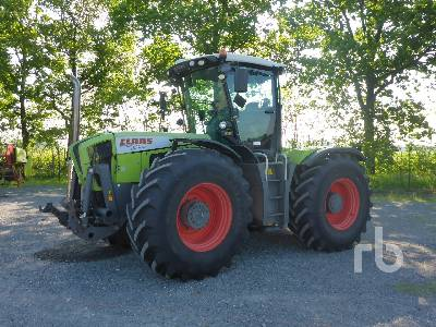 2008 CLAAS XERION 3300VC 4WD Tractor