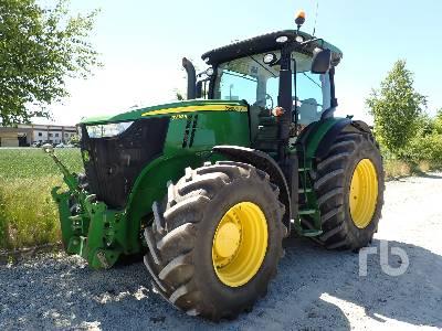 JOHN DEERE 7230 MFWD Tractor