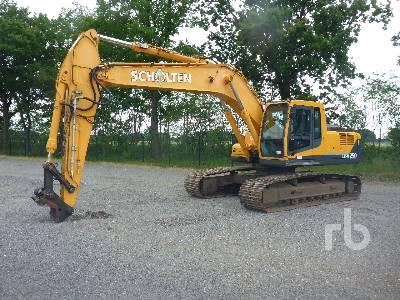 2010 HYUNDAI ROBEX 250 LC-7 Hydraulic Excavator