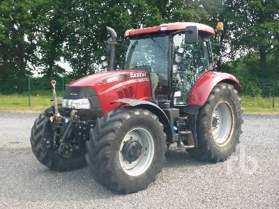 2014 CASE IH MAXXUM140 MFWD Tractor