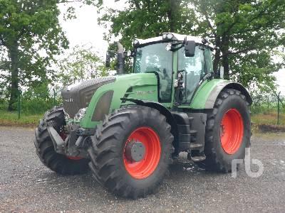 2010 FENDT 936 VARIO Profi MFWD Tractor