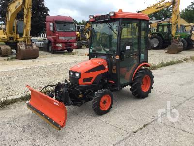 KIOTI CK22HST Utility Tractor
