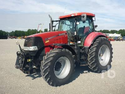 2010 CASE IH PUMA CVX 225 MFWD Tractor
