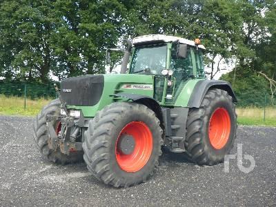 2005 FENDT 930 VARIO TMS MFWD Tractor