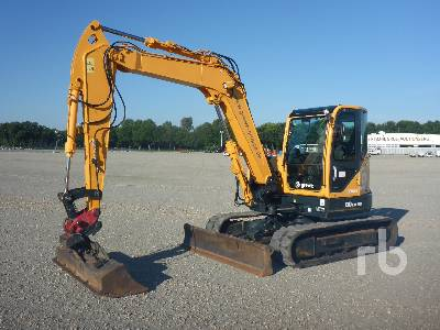 2014 HYUNDAI 80CR-9A Midi Excavator (5 - 9.9 Tons)
