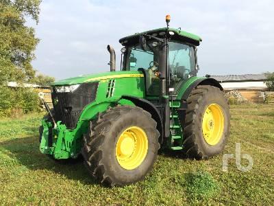 2011 JOHN DEERE 7280R MFWD Tractor