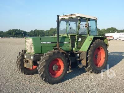 1982 FENDT 610LS MFWD Tractor