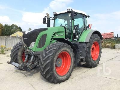 2012 FENDT 930 VARIO MFWD Tractor