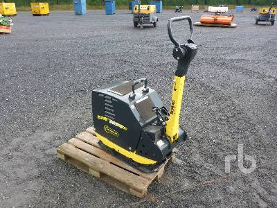 2017 BOMAG BPR45/55D Plate Compactor