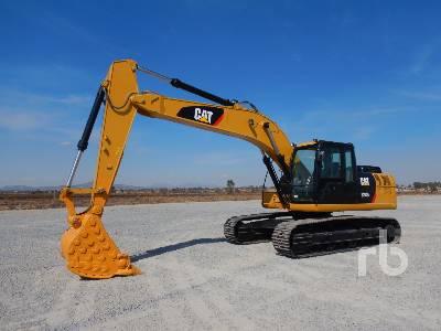 2019 CATERPILLAR 323D3 Hydraulic Excavator