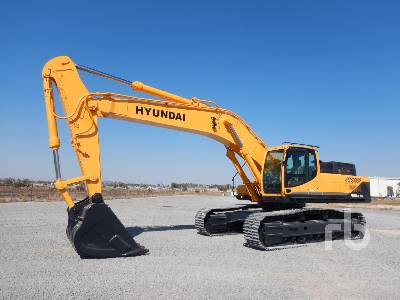 2012 HYUNDAI R480LC9S Hydraulic Excavator