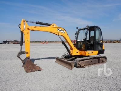 2015 JCB 8061 Midi Excavator (5 - 9.9 Tons)