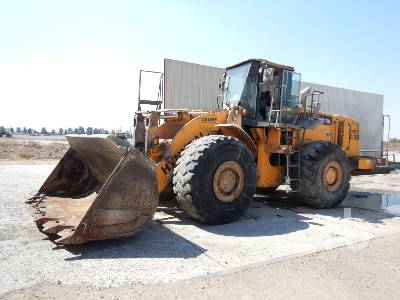 2009 HYUNDAI HL780-7A Wheel Loader