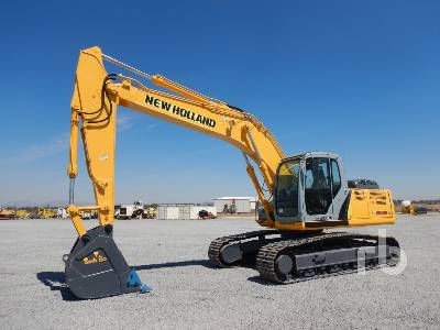 2012 NEW HOLLAND E215B Hydraulic Excavator