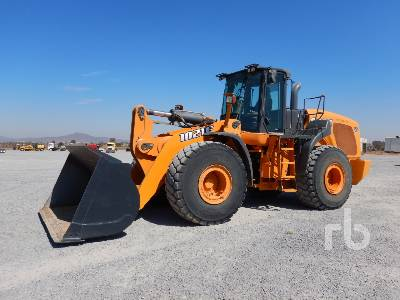 2012 CASE 1021F Wheel Loader