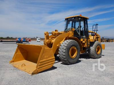 2006 CATERPILLAR 950H Wheel Loader