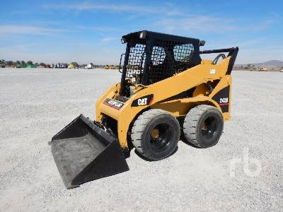 2006 CATERPILLAR 242B Skid Steer Loader