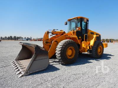 2005 JCB 456ZX Wheel Loader