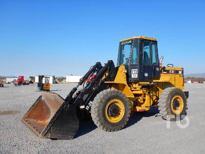 1985 CATERPILLAR IT28 Integrated Tool Carrier