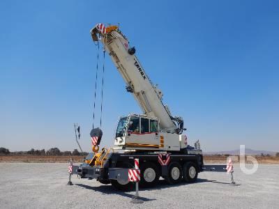 2003 TEREX/DEMAG AC60 60 Ton 8x8x6 All Terrain Crane