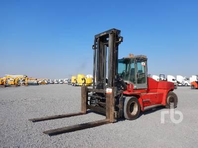 2012 KALMAR DCE16012 35000 Lb Forklift