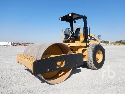 2006 CATERPILLAR CS533E Vibratory Roller