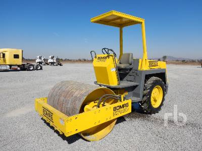 1988 BOMAG BW142PD Vibratory Roller