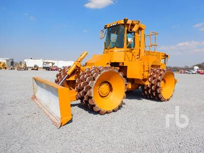 1992 CATERPILLAR 815B Converted From 816B Compactor