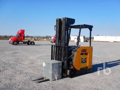2014 JUNGHEINRICH ETG340 1050 Lb Electric Forklift